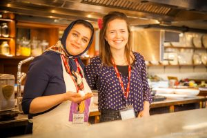 Meet Jess Thompson: the social enterprise founder using food to support refugees