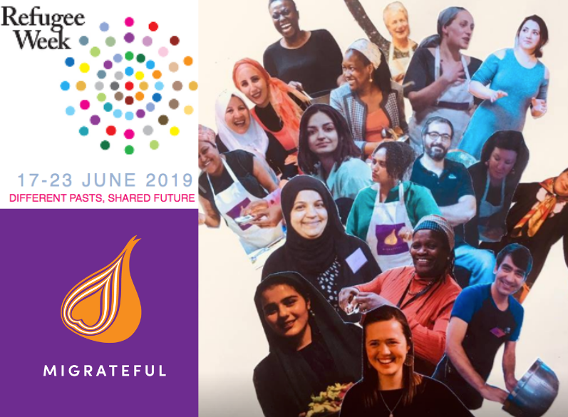 For Refugee Week 2019, Migrateful chefs share their stories of ...
