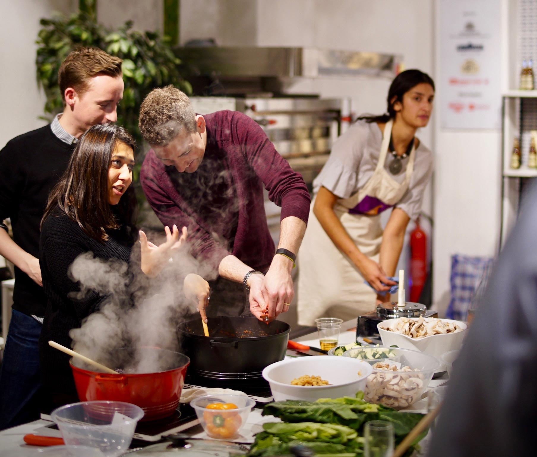 Cooking Activities London