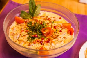 So where does 'baba ganoush' really come from?