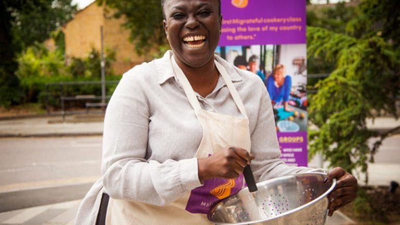 LONDON - In Person Nigerian Cookery Class with Betty!