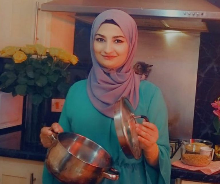 amani Syrian cuisine cooking class