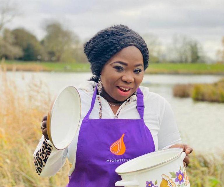 Stella Nigerian cooking class online